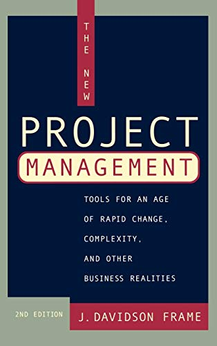 9780787958923: The New Project Management: Tools for an Age of Rapid Change, Complexity, and Other Business Realities