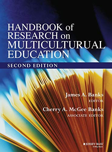 Handbook of Research on Multicultural Education (0787959154) by James A. Banks; Cherry A. McGee Banks