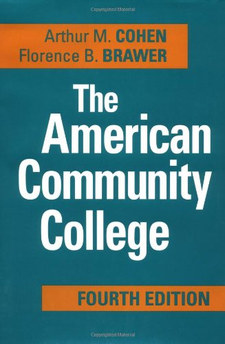 9780787960117: The American Community College