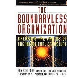 the boundaryless organization breaking the chains of organization structure revised and updated