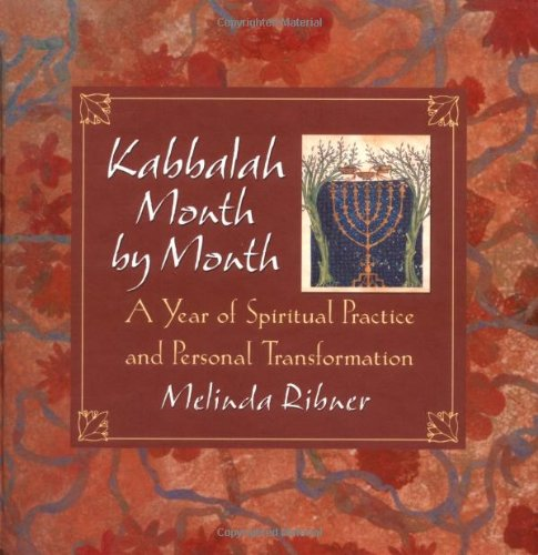 9780787961527: Kabbalah Month by Month: A Year of Spiritual Practice and Personal Transformation