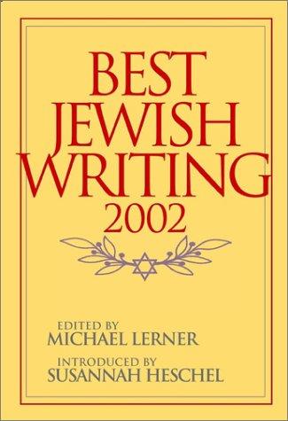 9780787962104: Best Jewish Writing 2002