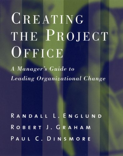 9780787963989: Creating the Project Office: A Manager's Guide to Leading Organizational Change