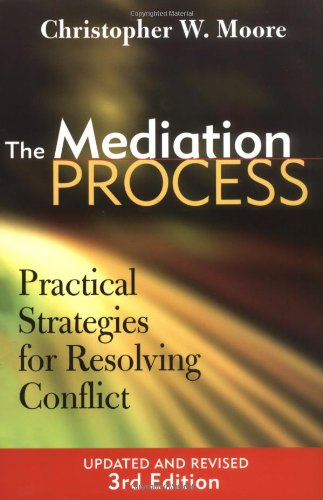 9780787964467: The Mediation Process: Practical Strategies for Resolving Conflict