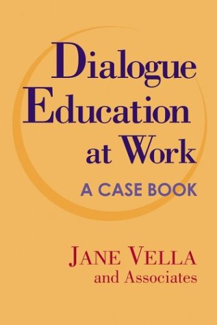 9780787964733: Dialogue Education at Work: A Case Book