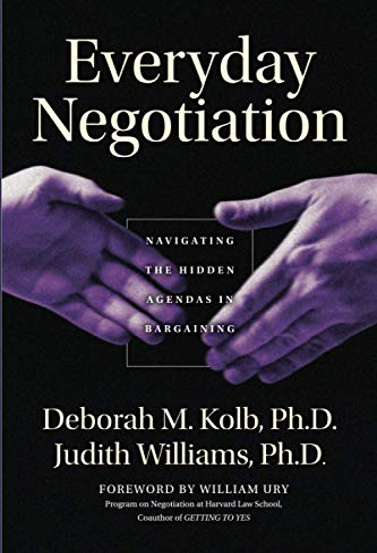 9780787965013: Everyday Negotiation: Navigating the Hidden Agendas in Bargaining (Business)