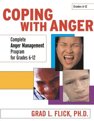 9780787965945: Coping with Anger: Complete Anger Management Program, Grades 6 - 12