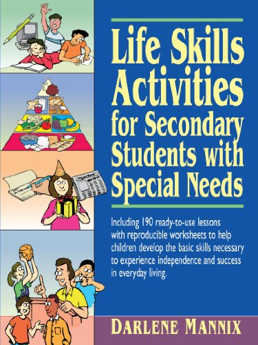 9780787966201: Life Skills Activities for Secondary Students with Special Needs