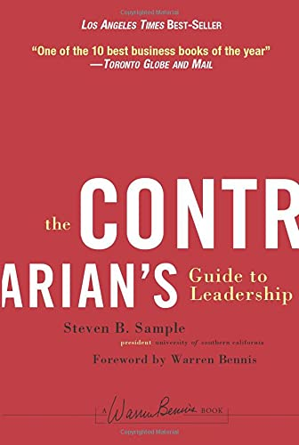 9780787967079: The Contrarian's Guide to Leadership