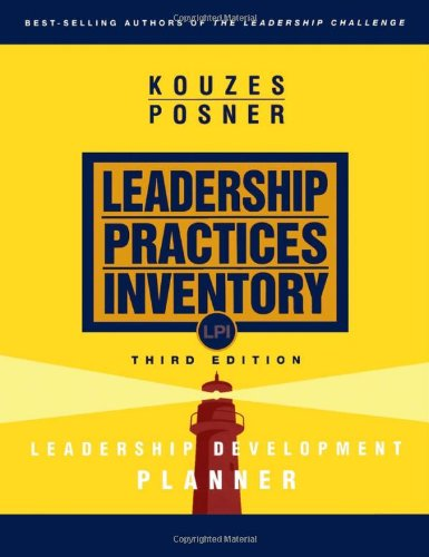 9780787967291: The Leadership Practices Inventory Lpi: Leadership Development Planner