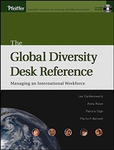 9780787967734: The Global Diversity Desk Reference: Managing an International Workforce