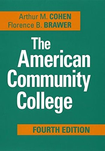 9780787967901: The American Community College