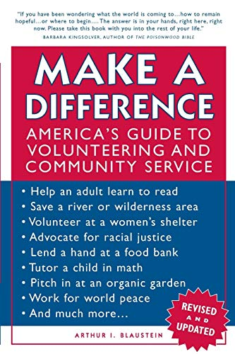 9780787968045: Make a Difference: America's Guide to Volunteering and Community Service