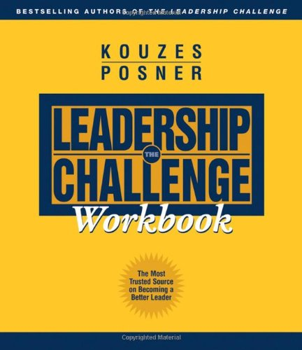 9780787968212: The Leadership Challenge Workbook