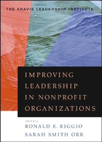 9780787968304: Improving Leadership in Nonprofit Organizations