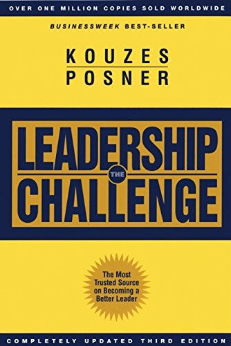 The Leadership Challenge, 3rd Edition