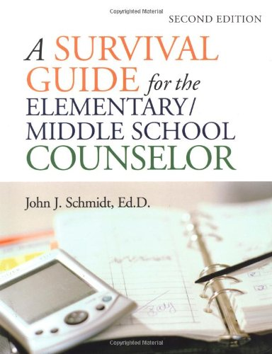 9780787968861: A Survival Guide for the Elementary/Middle School Counselor (J-B Ed: Survival Guides)