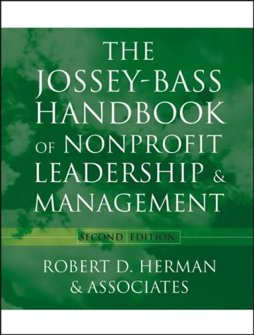 Download The Jossey-Bass Handbook of Nonprofit Leadership and Management