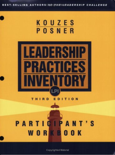 Leadership Practices Inventory (LPI) 3rd Edition (Package: Kouzes, James M.;