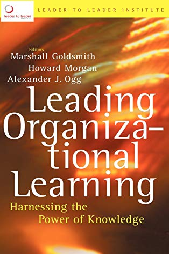 Leading Organizational Learning: Marshall Goldsmith, Sandy