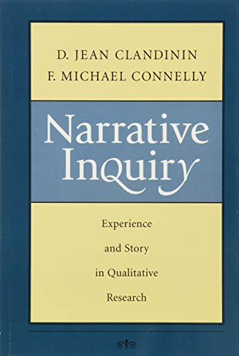 9780787972769: Narrative Inquiry: Experience and Story in Qualitative Research (Education)