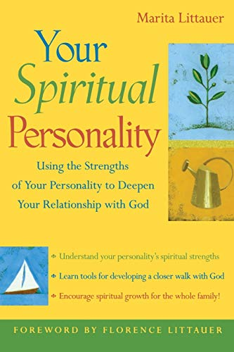 9780787973087: Your Spiritual Personality: Using the Strengths of Your Personality to Deepen Your Relationship with God