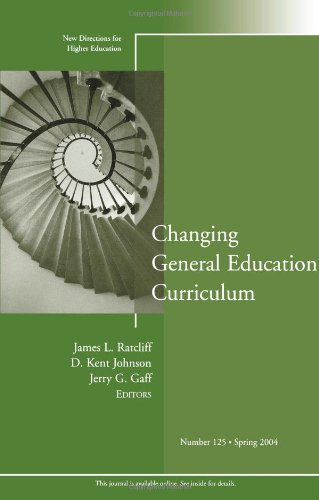 Changing General Education Curriculum: New Directions for