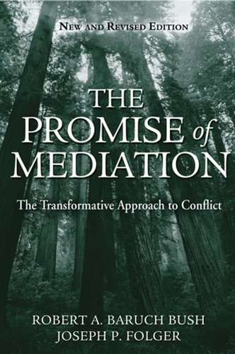 9780787974831: The Promise of Mediation: The Transformative Approach to Conflict