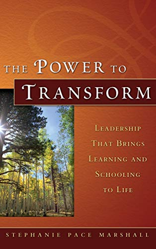 9780787975012: The Power to Transform: Leadership That Brings Learning and Schooling to Life