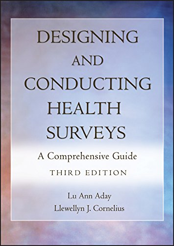 9780787975609: Designing and Conducting Health Surveys: A Comprehensive Guide