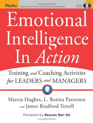 9780787978433: Emotional Intelligence In Action: Training and Coaching Activities for Leaders and Managers