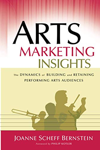 9780787978440: Arts Marketing Insights: The Dynamics of Building and Retaining Performing Arts Audiences