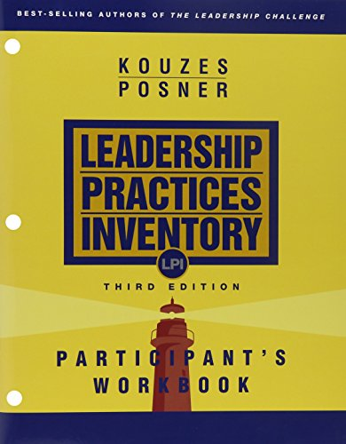 LPI Observer 3rd Edition Revised (5) with: James M. Kouzes