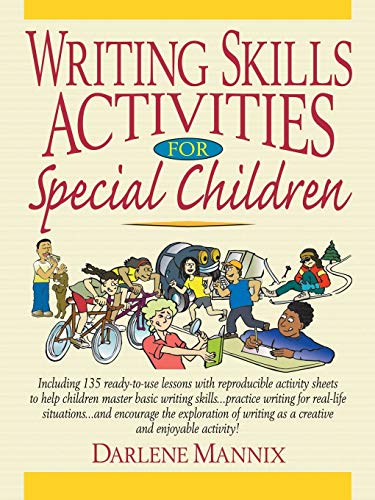 9780787978846: Writing Skills Activities for Special Children