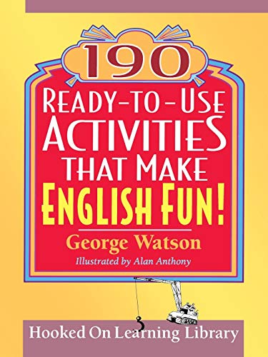 9780787978860: 190 Ready-to-Use Activities That Make English Fun!