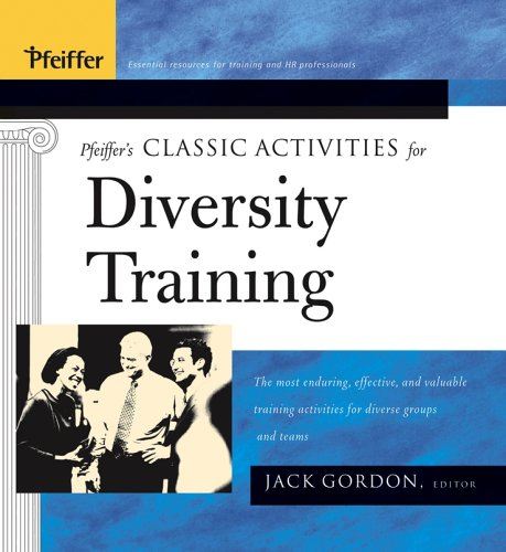 9780787979188: Pfeiffer's Classic Activities for Diversity Training
