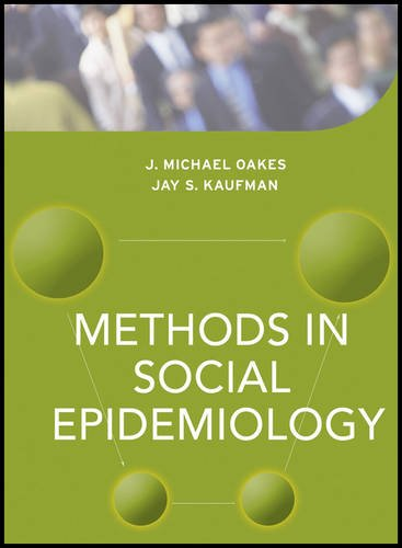 9780787979898: Methods in Social Epidemiology: Research Design and Methods (Public Health/Epidemiology and Biostatistics)