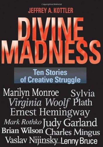 9780787981495: Divine Madness: Ten Stories of Creative Struggle
