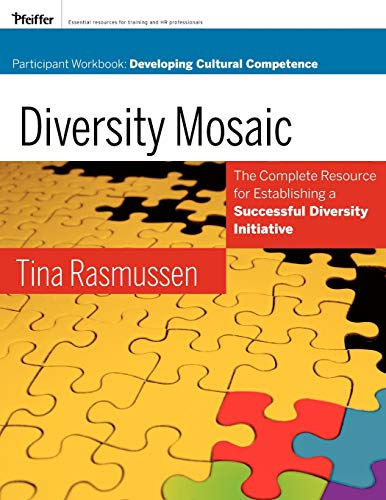 9780787981747: Diversity Mosaic Participant Workbook: Developing Cultural Competence