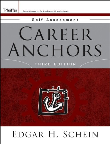 9780787984281: Career Anchors Self Assessment