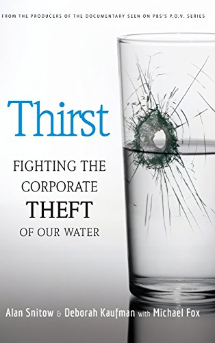 9780787984588: Thirst: Fighting the Corporate Theft of Our Water