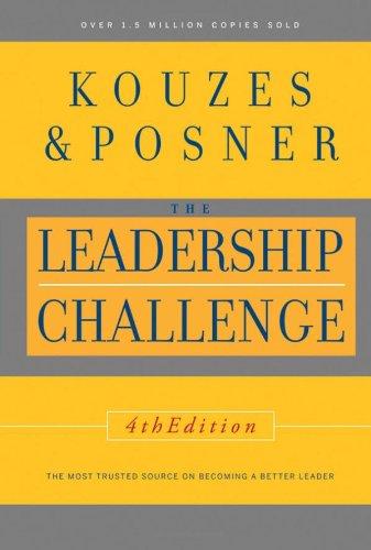 9780787984915: The Leadership Challenge (J-B Leadership Challenge: Kouzes/Posner)