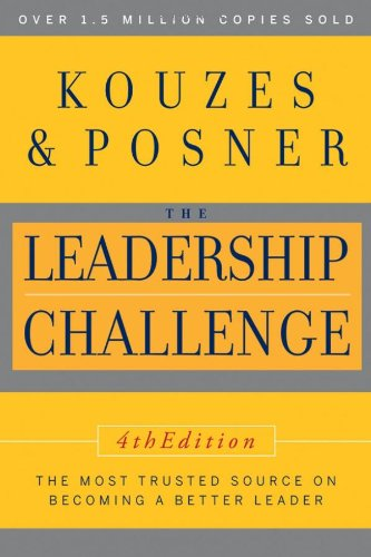 9780787984922: The Leadership Challenge (J-B Leadership Challenge: Kouzes/Posner)