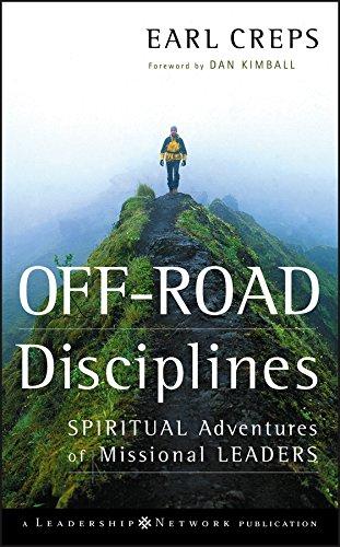9780787985202: Off-Road Disciplines: Spiritual Adventures of Missional Leaders
