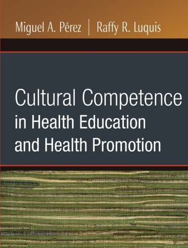 9780787986360: Cultural Competence in Health Education and Health Promotion