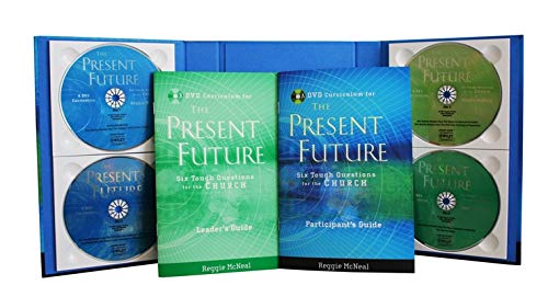 The Present Future DVD Collection: Six Tough Questions for the Church (0787986739) by Reggie McNeal