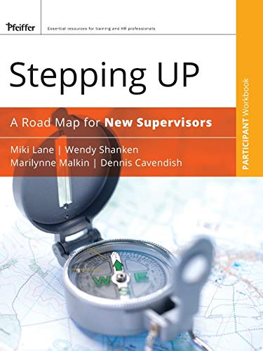 9780787987152: Stepping Up, Participant Workbook: A Road Map for New Supervisors