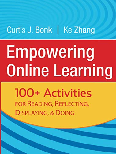 9780787988043: Empowering Online Learning: 100+ Activities for Reading, Reflecting, Displaying, and Doing