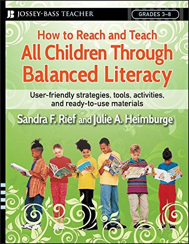 9780787988050: How to Reach and Teach All Children Through Balanced Literacy