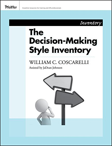 Decision-Making Style Inventory (Paperback): William C. Coscarelli